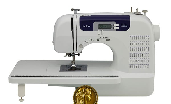 Brother CS6000i Computerized Sewing Machine