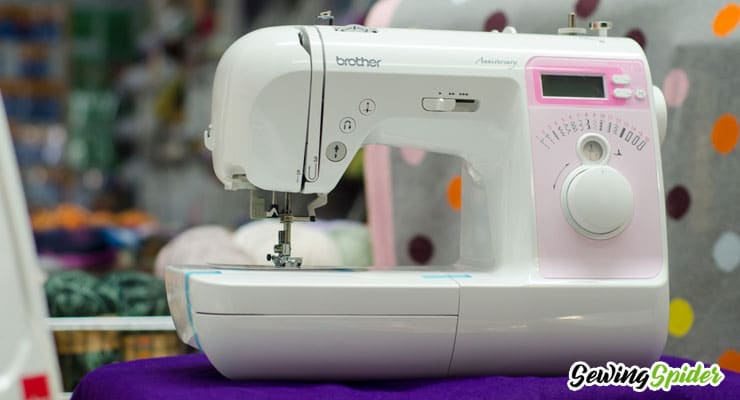 How to Set up a Sewing Machine Brother