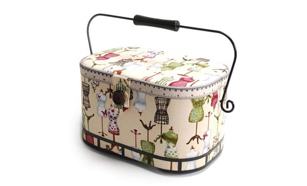 Dritz St. Jane Sewing Basket