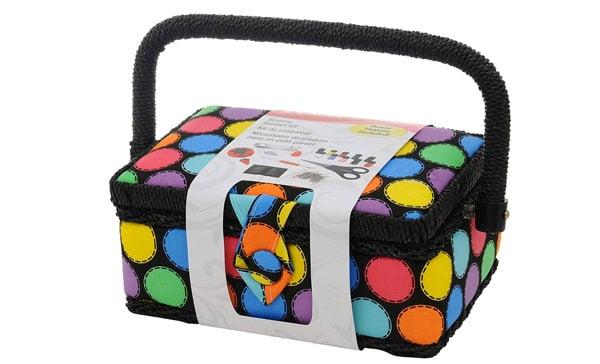 SINGER 07272 Sewing Basket