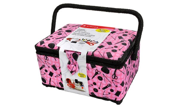SINGER 07276 Sewing Basket