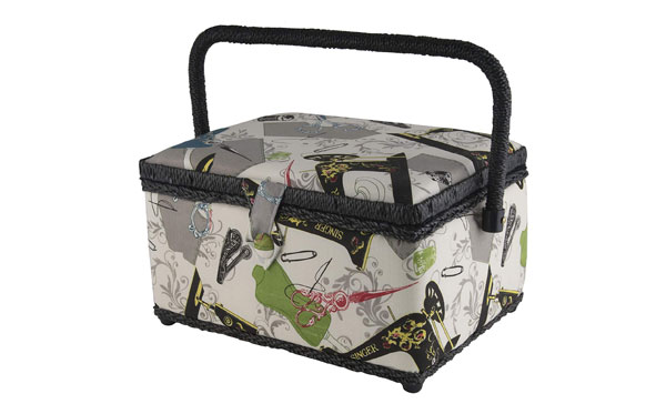 SINGER 07281 Sewing Basket
