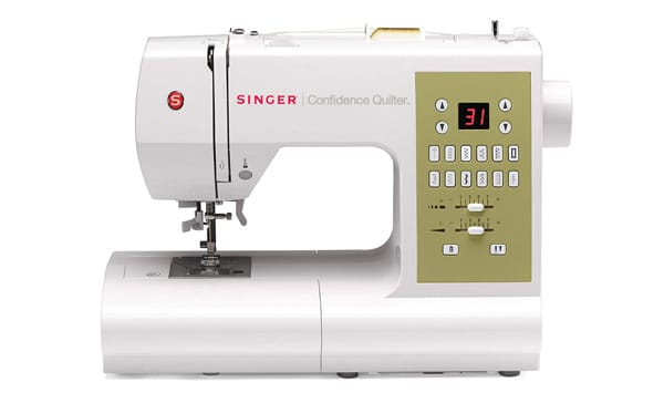 SINGER Confidence Quilter 7469Q Computerized Sewing Machine