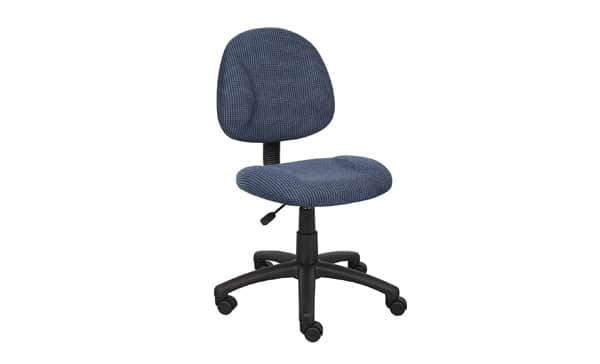 Boss Perfect Posture Delux Fabric Task Chair