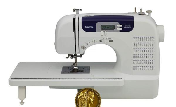 Brother CS6000i Sewing Machine