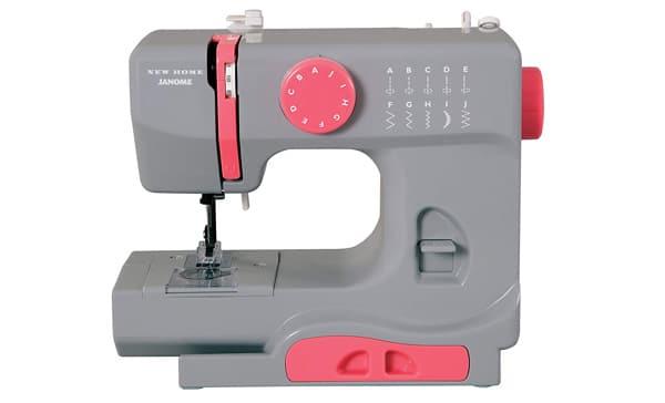 Janome Graceful Gray Sewing Machine