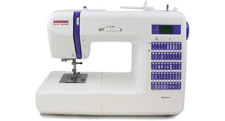 Janome 001DC2014 Computerized Sewing Machine
