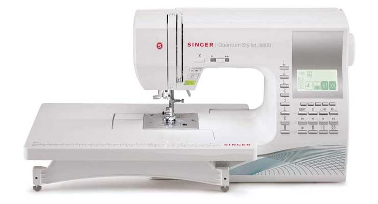 SINGER 9960 Computerized Portable Sewing Machine