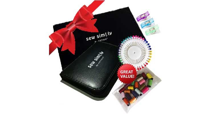 ARTIKA Sewing KIT, Over 130 DIY Premium Sewing Supplies Set