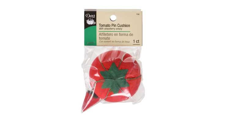 Dritz NR-356 Tomato Pin Cushion
