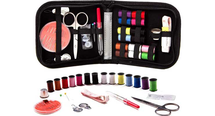 Embroidex Sewing Kit for Home, Travel & Emergencies Set