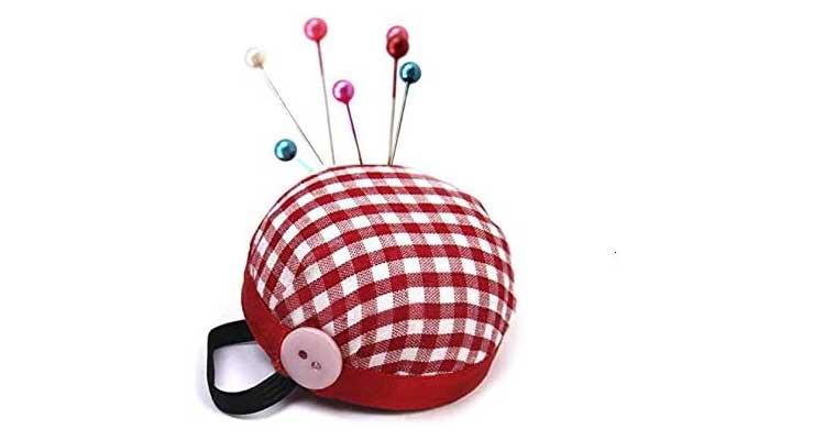 LASSUM RedWrist Wearable Sewing Pin Cushions