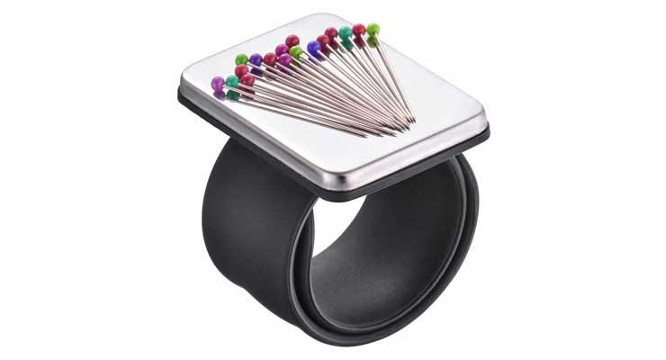 Magnetic Wrist Sewing Pincushion
