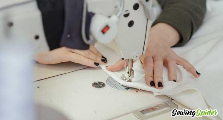 Thread a Janome Sewing Machine