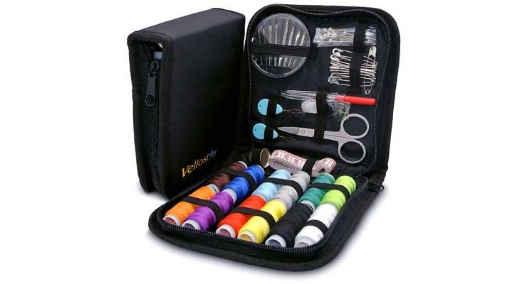 Vellostar Portable Basic Sewing Kits