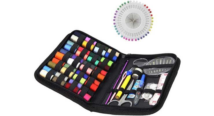 Weecosy Zipper Portable & Mini Sew Kits Font