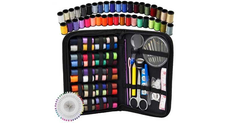 Weecosy Zipper Portable & Mini Sew Kits