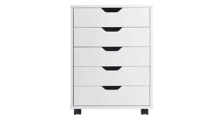 Winsome Halifax Storage/Organization Desk
