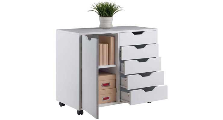 Winsome Wood Halifax Storage/Organization Open
