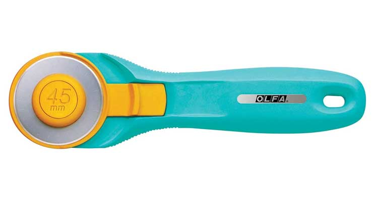 OLFA RTY-2/C 45mm Splash Rotary Cutter