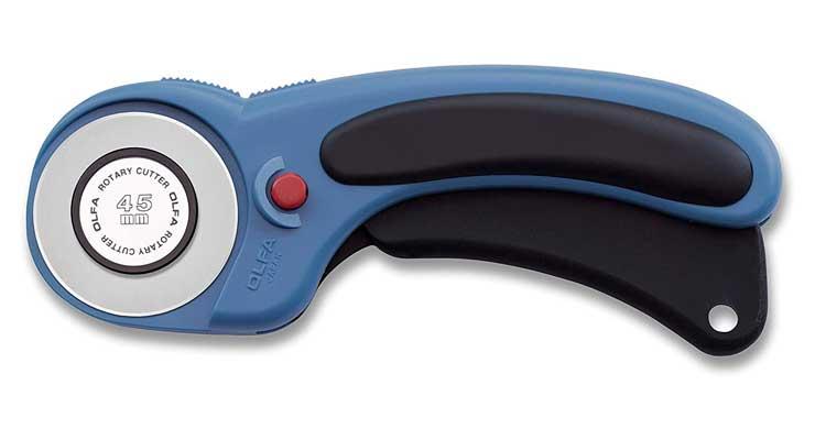 OLFA RTY-2DX/PBL Rotary Cutter