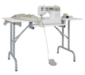 Sew Ready Folding Multipurpose Sewing Table