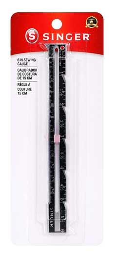 SINGER 00220 Sewing Gauge