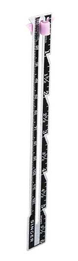 SINGER 07350 Measure Mark and Sewing Gauge