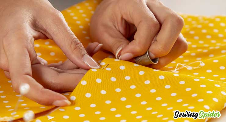 How To Use A Thimble For Quilting